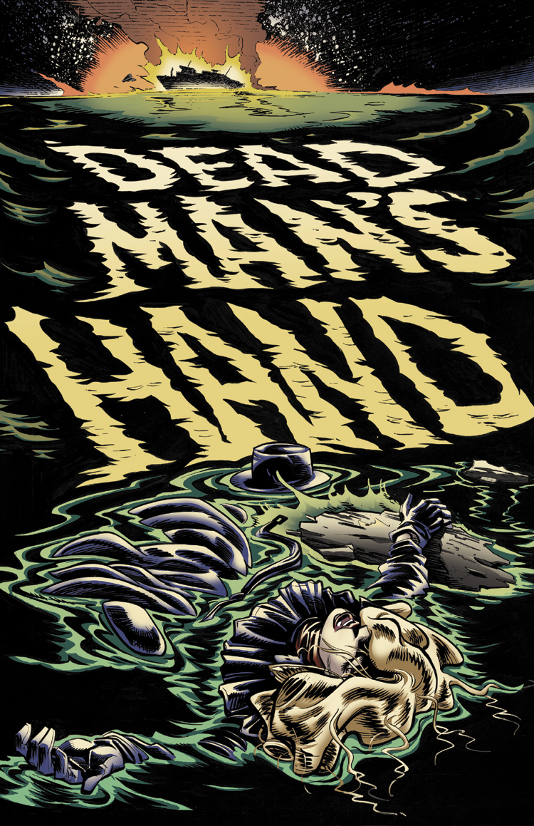 Dead Man's Hand: Page Two
