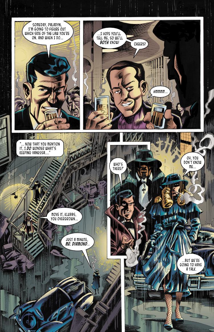 Dead Man's Hand: Page Thirteen