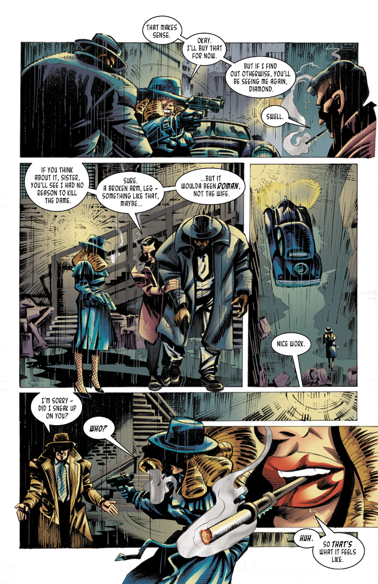 Dead Man's Hand: Page Sixteen