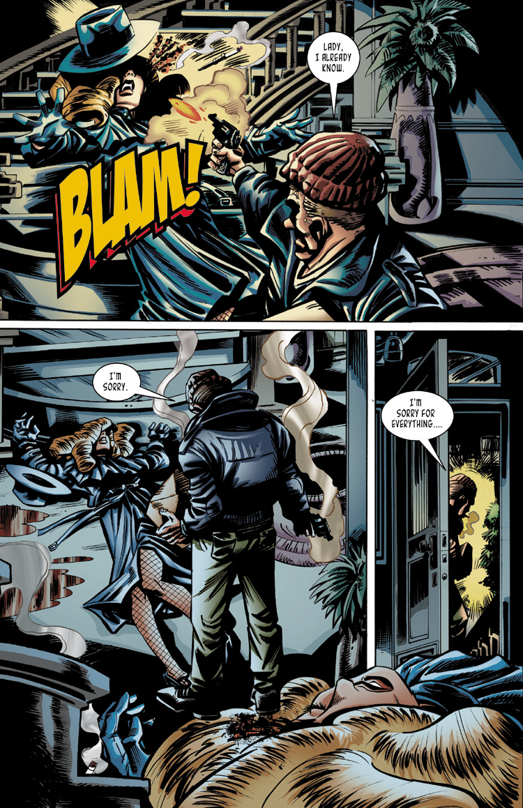 Dead Man's Hand: Page Twenty