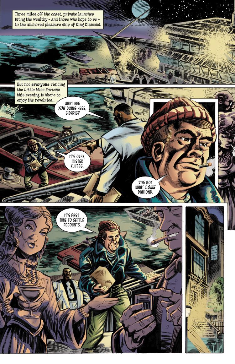 Dead Man's Hand: Page Twenty-One