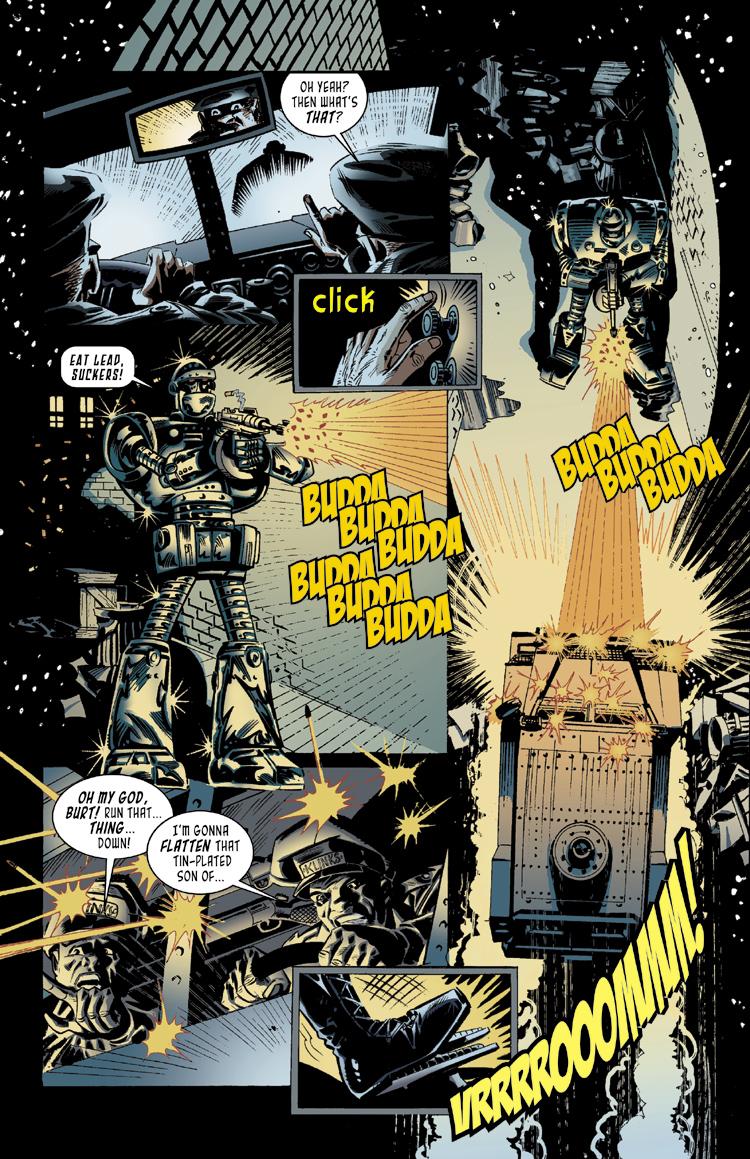 Killer In Steel: Page Ten