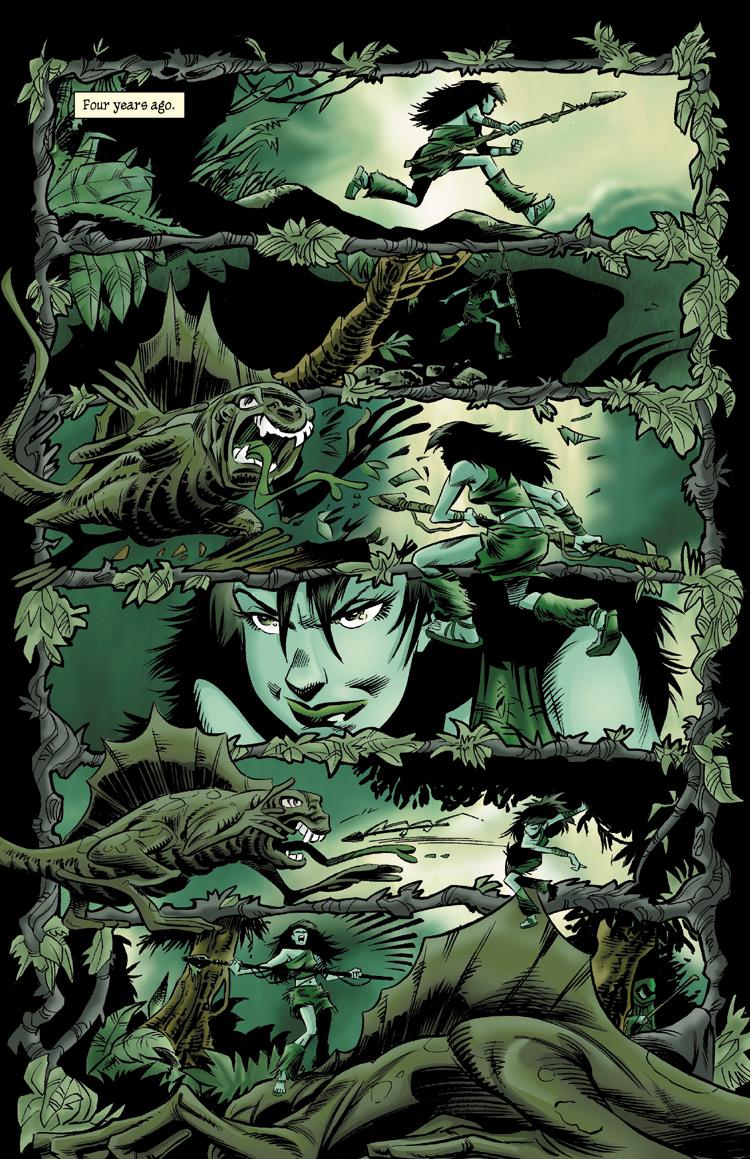 Concrete Jungle: Page Eleven