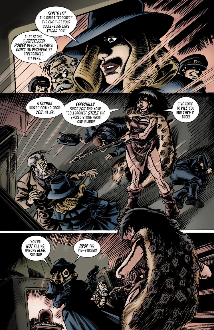 Concrete Jungle: Page Twenty-Four